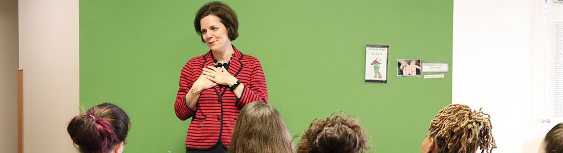 Maureen Weber Early Learning Indiana New President CEO