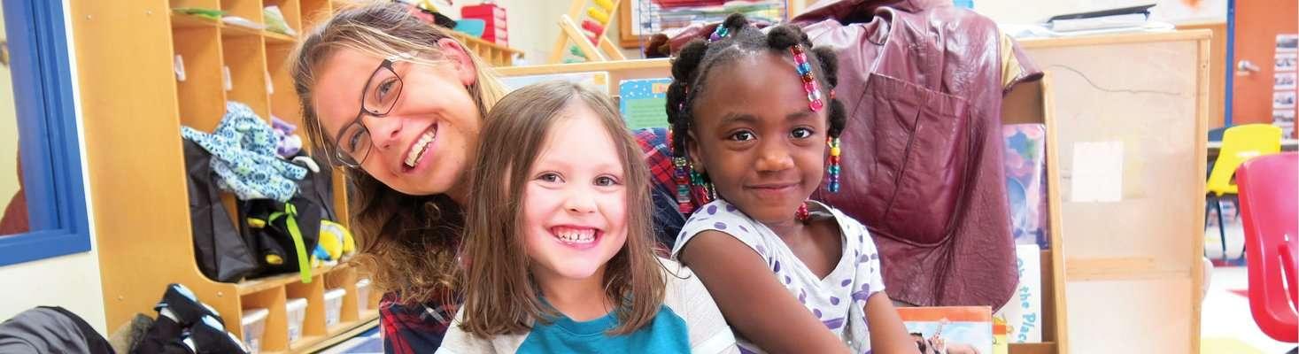 early education teacher testimonial